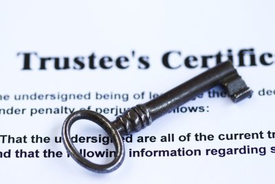 trustee - advice